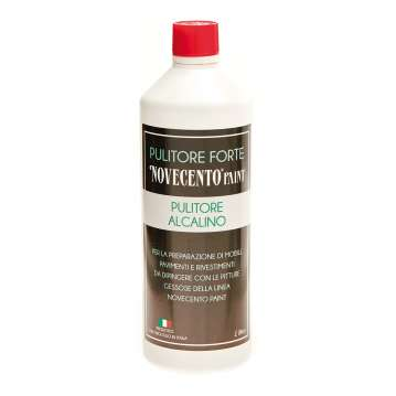 Pulitore forte Novecento Paint